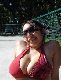 big tits nude gif
