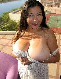 tiny tits big nipples