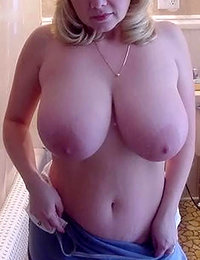 thin girl big boobs